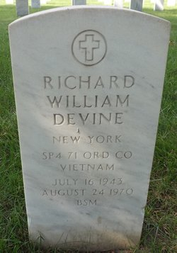 Spec Richard William Devine