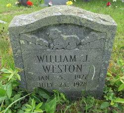 William J Weston