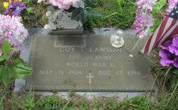 Guy F Lawson