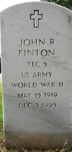 John R Finton