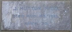 James Hutton Kidd, Sr