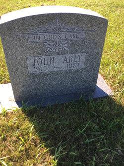 John Arlt