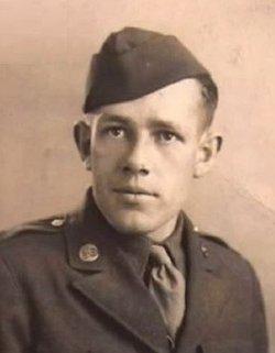 Sgt Robert Milton Hance