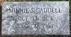 Minnie Sylvania <I>Smart</I> Caddell