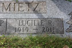 Lucille Rochelle <I>Woods</I> Adamietz