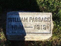 William Passage