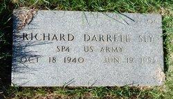 Richard Darrell Sly