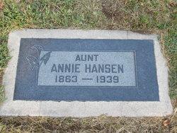 Annie Hansen