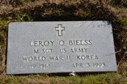 Leroy O Bielss