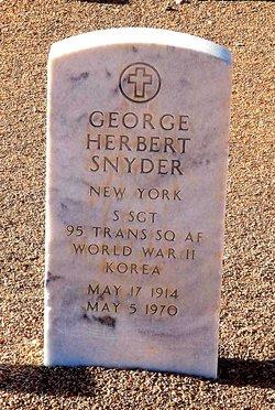 George Herbert Snyder