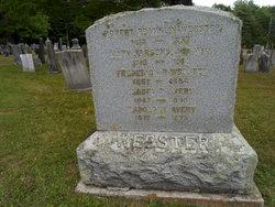 Robert Franklin Webster