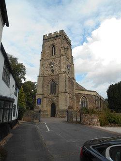 St Mary and St John Churchyard
