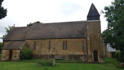 St Barnabas & St Nicholas Churchyard