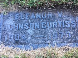 Eleanor Violet <I>Johnson</I> Johnson Curtiss