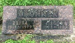 Erika <I>Jegerlehner</I> Brunner