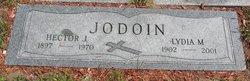 Lydia Marie <I>Courtois</I> Jodoin