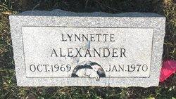 Lynnette Jane Alexander