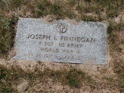 Joseph L Finnegan
