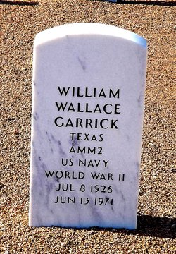 William Wallace Garrick