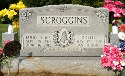 Dollie E. <I>Snedeker</I> Scroggins