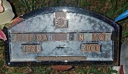 Grace Joan Fenton