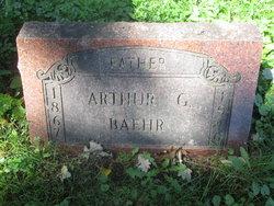 Arthur George Baehr