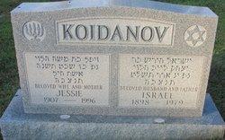 Jessie Zissel <I>Dubbs</I> Koidanov