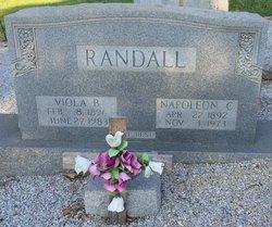Viola <I>Bruce</I> Randall