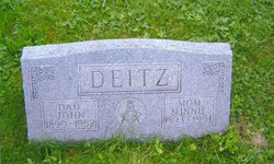 John Deitz