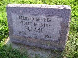 Violet Bernice Poland