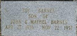 Foy Barnes