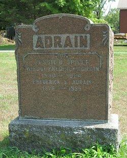 Frederick Ezra Adrain