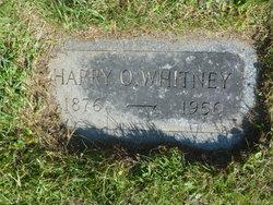 Harry Omer Whitney