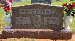 Lula Pearl <I>Browning</I> Broadbent