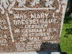 Mary L <I>Frohriep</I> Dresselhaus