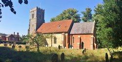 St Edmund's Churchyard