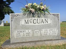 Lou Ann Easley Mccuan 1926 2008 Find A Grave Memorial