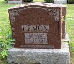 Lenora <I>Clark</I> Lemon