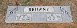 Narzee <I>Rowland</I> Browne