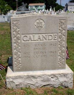 alexis calande 1875 1942 find a grave memorial