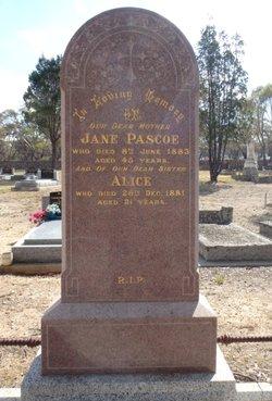 Alice Pascoe