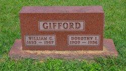 Dorothy I <I>Barker</I> Gifford