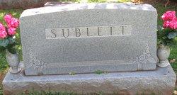 Benjamin Arthur Sublett