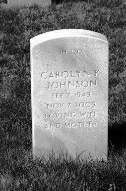 Carolyn Kay Johnson