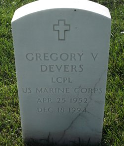 Gregory V Devers