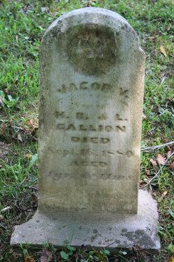 Jacob N. Gallion