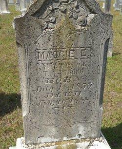 "Margaret Eleanor ""Maggie"" <I>Boyd</I> Strong"