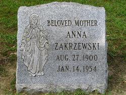 Anna Zakrzewski
