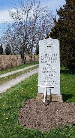 Beaches Burying Ground