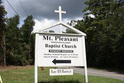 Mount Pleasant Missionary Baptist Church Cemetery